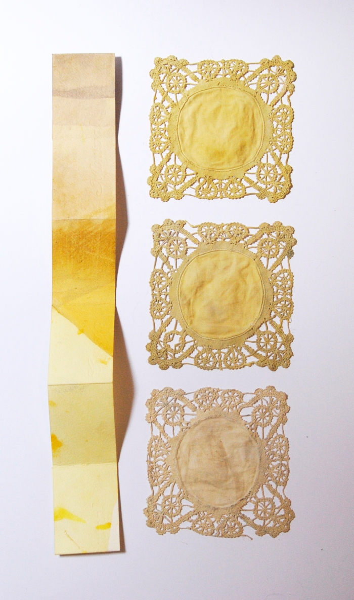 tinture gialle