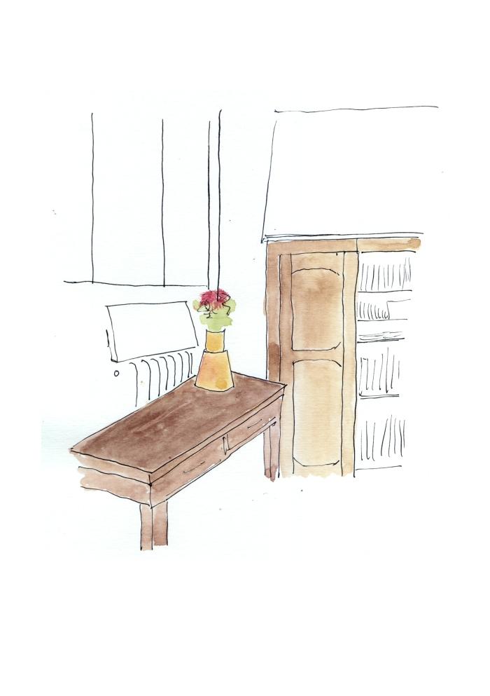 stanza3 biblioteca